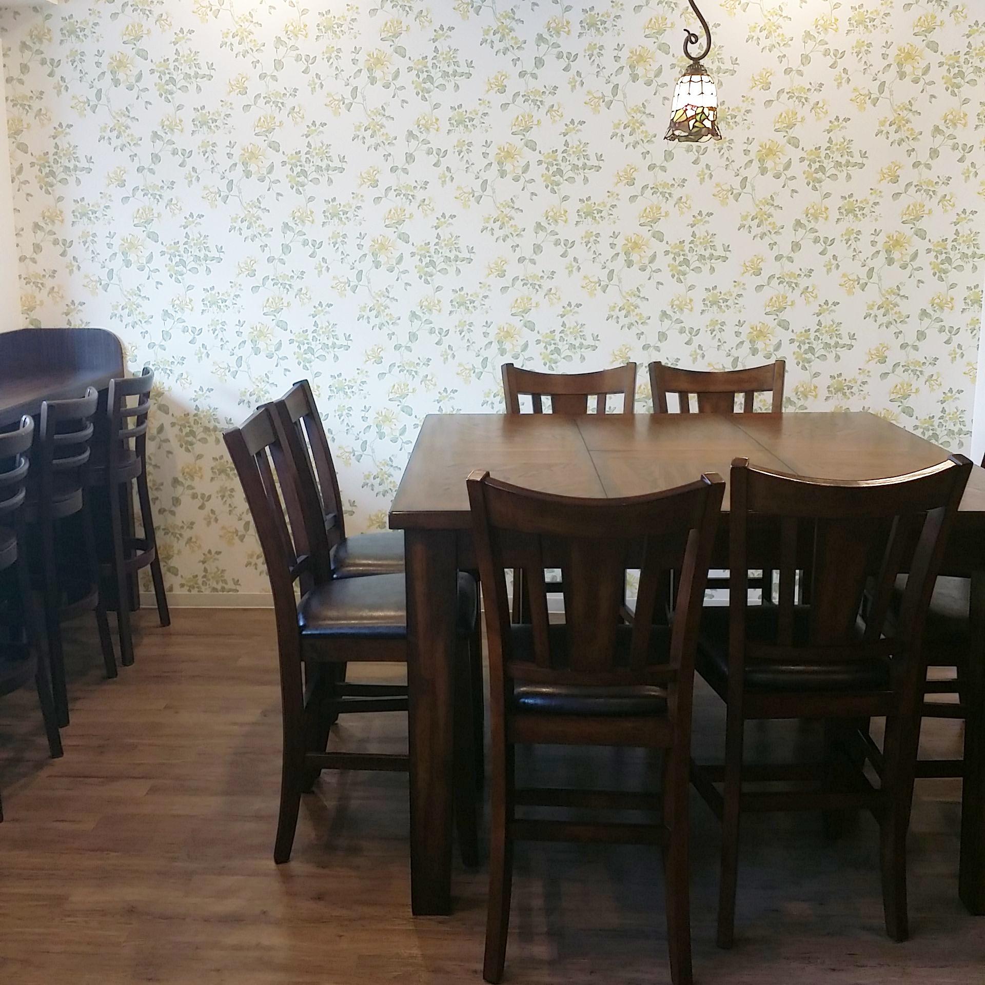 社員食堂ゆにわは、ずっとやってきたことの積み重ねが形になった空間。